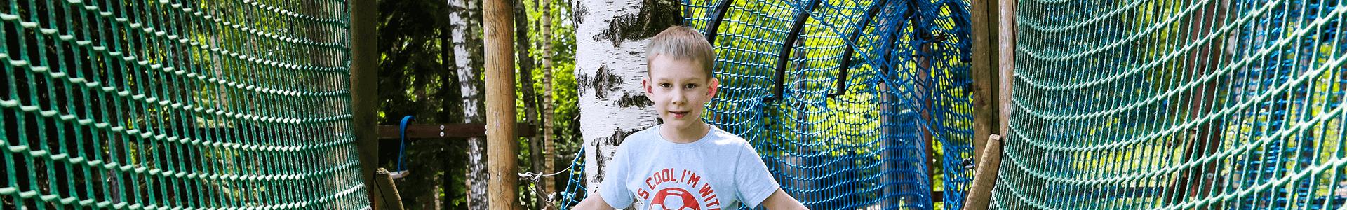 Vaikų pramogos ir pramogos vaikams Tarzanijoje