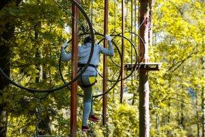 5R1B3794 1 300x200 pramogos Tarzanijos nuotykių parke10