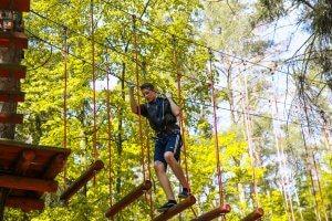 5R1B3797 300x200 pramogos Tarzanijos nuotykių parke9