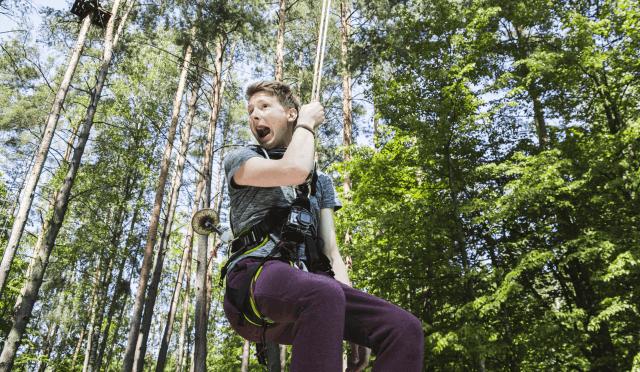 Laipynės medžiuose ir big swing 12