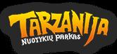 Tarzanija nuotykiu parkas logo