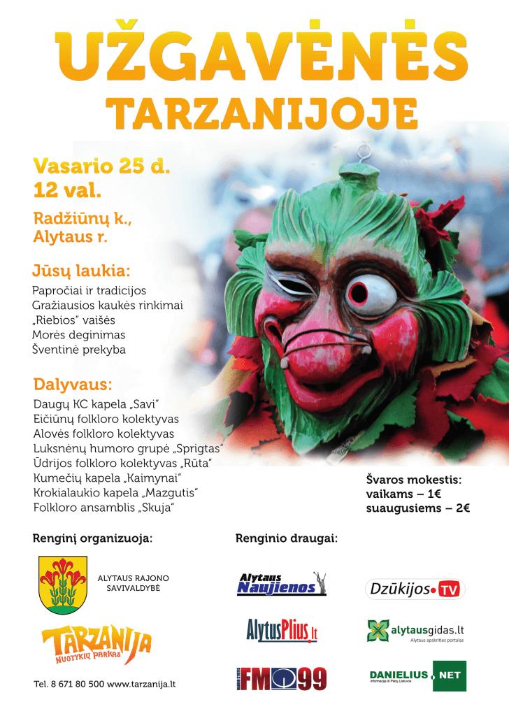 TarzanijaA3 3mm 1 728x1024 Užgavėnės Tarzanijoje 2017