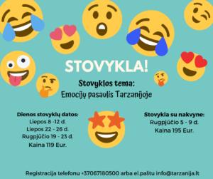 STOVYKLA 300x251 STOVYKLA!